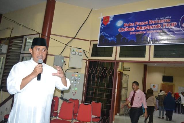 masjid FKIP UNTAD
